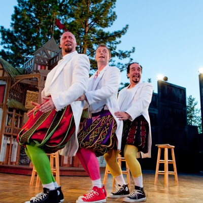 The Complete Works of William Shakespeare (Abridged) (2010) Gallery Thumbnail