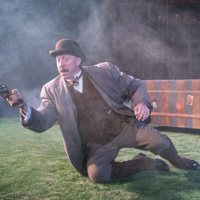 The Hound of the Baskervilles (2017) Gallery Image 6