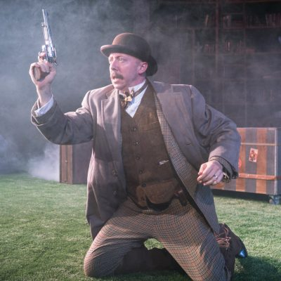 The Hound of the Baskervilles (2017) Gallery Image 7
